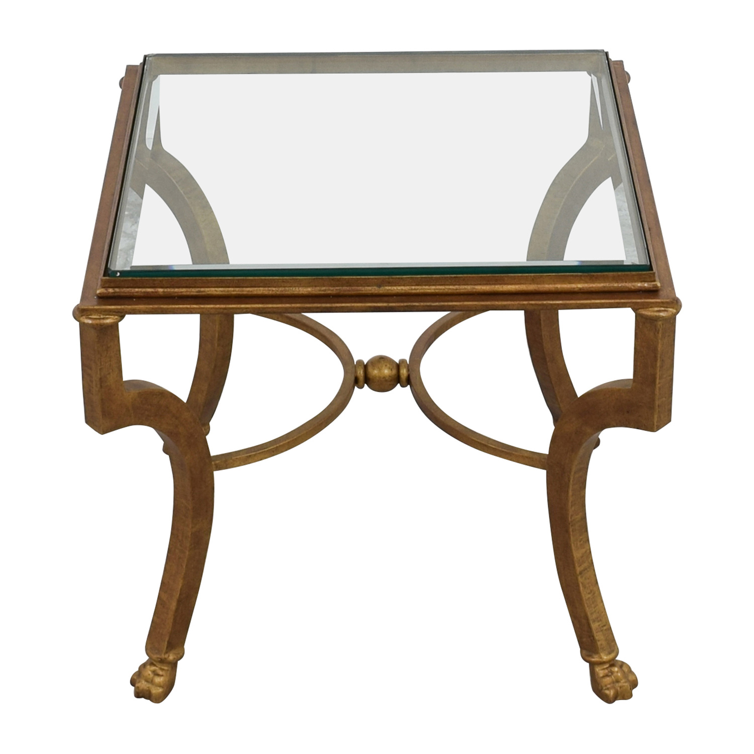 Square Glass End Tables End Tables Used End Tables For Sale