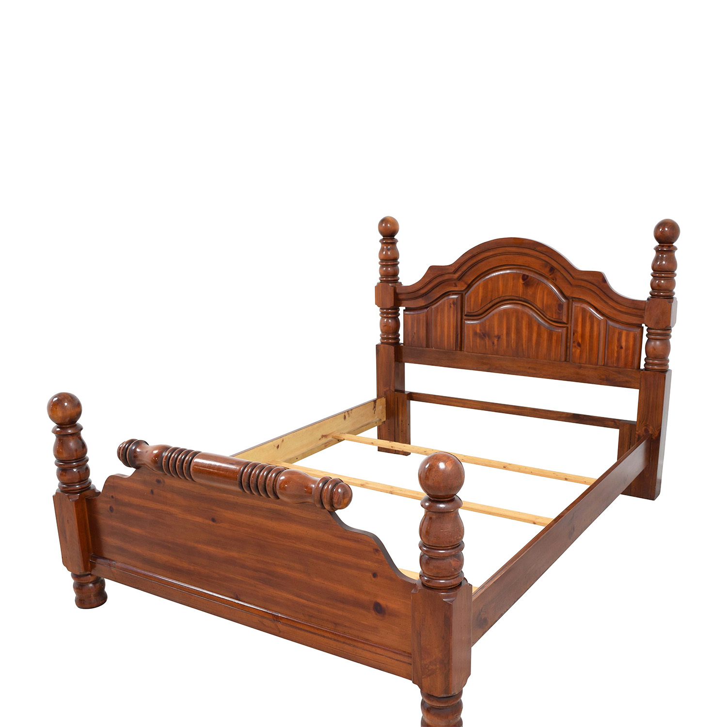 Wood Four Poster Beds 90 Off Wood Mini Four Poster Queen Bed Frame Beds