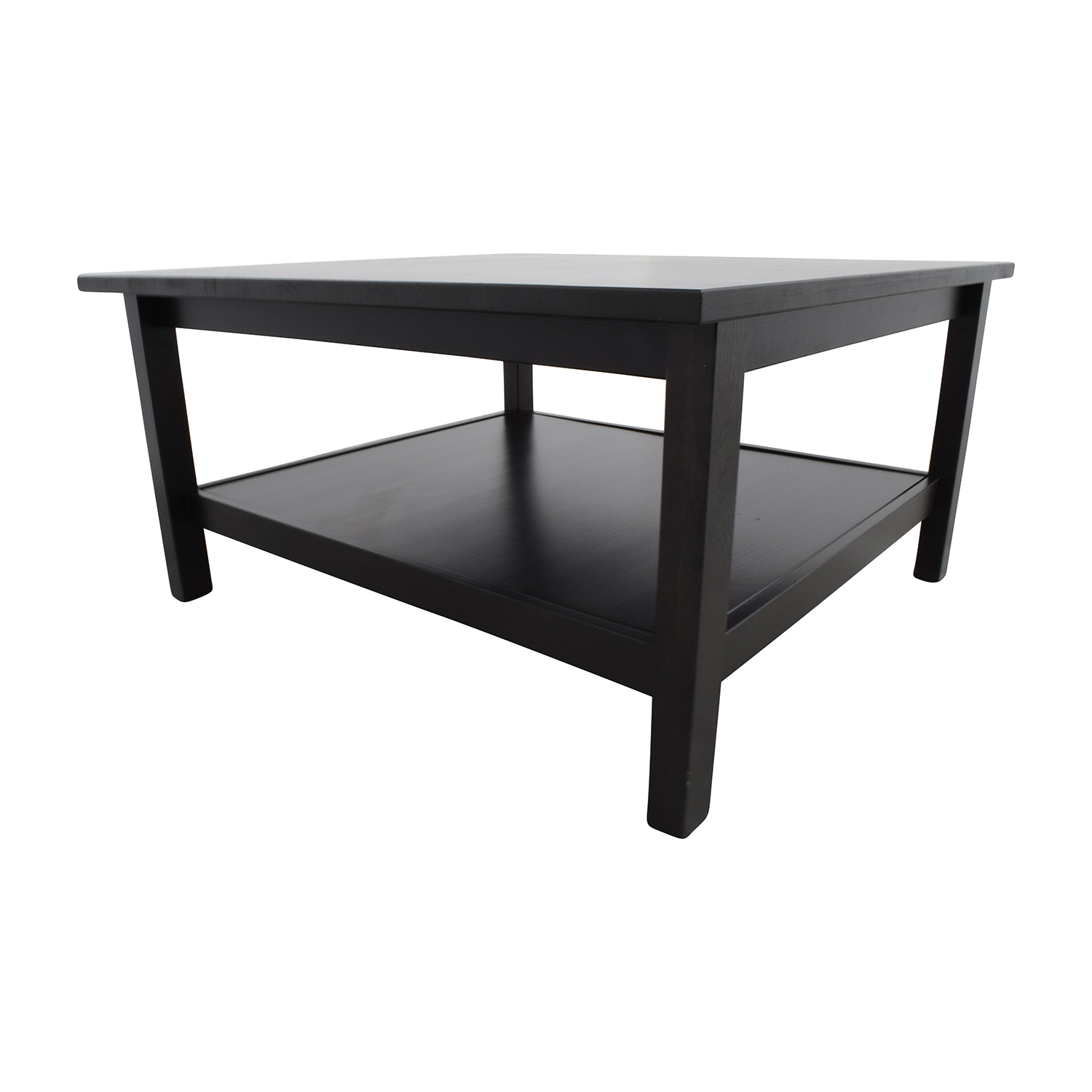 Couchtisch Quadratisch Ikea 66% Off - Ikea Ikea Brown Square Coffee Table / Tables