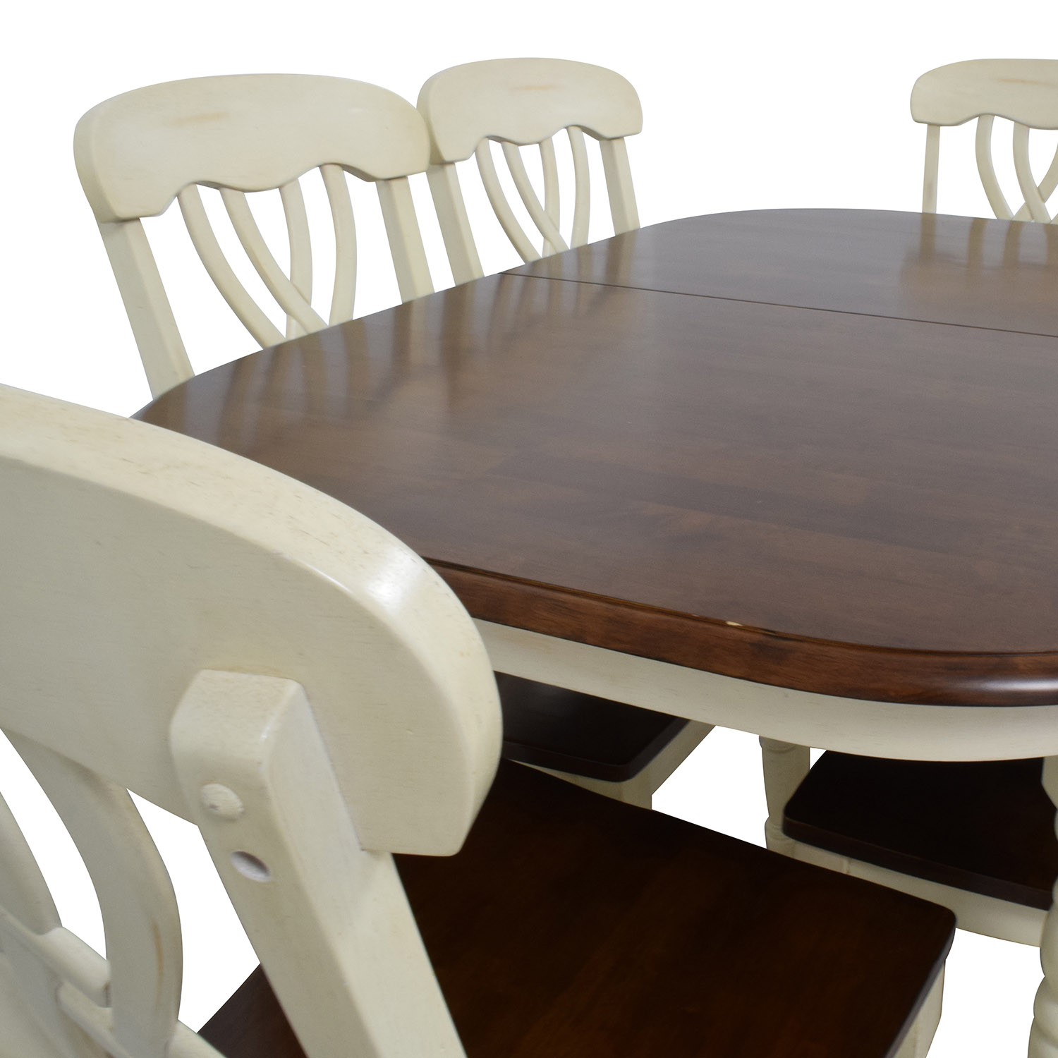 Buy Dining Table 50 Off Extendable Wood Dining Table With Chairs Tables