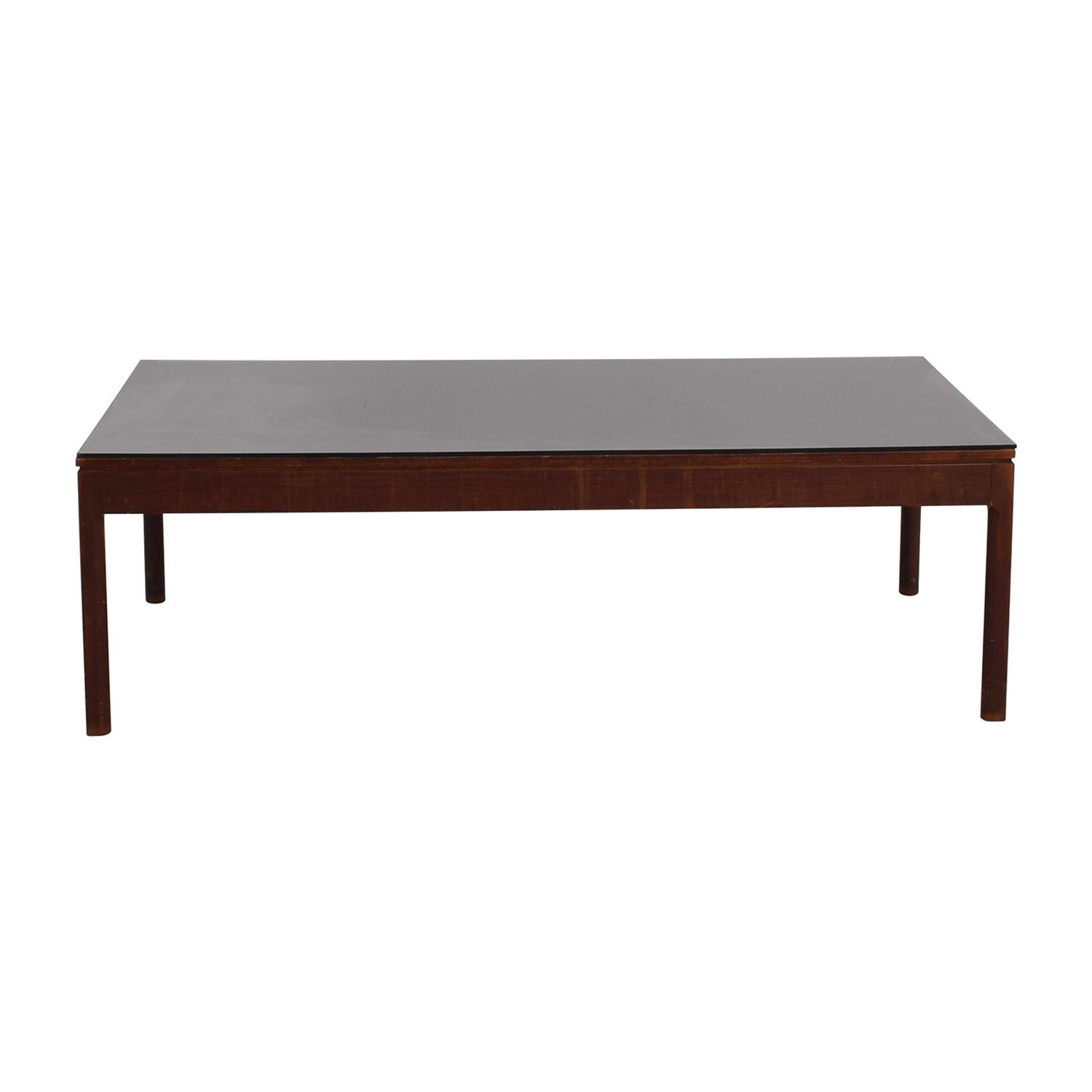 Mid Century Black Coffee Table Shop Quality Used Furniture From Top Furniture Brands