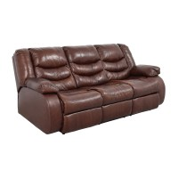 81% OFF - Ashley's Furniture Ashley Furniture Large Brown ...