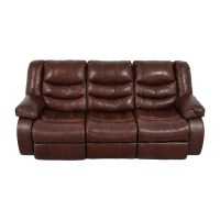 Ashley Furniture Leather Reclining Sofa Ashley Furniture ...
