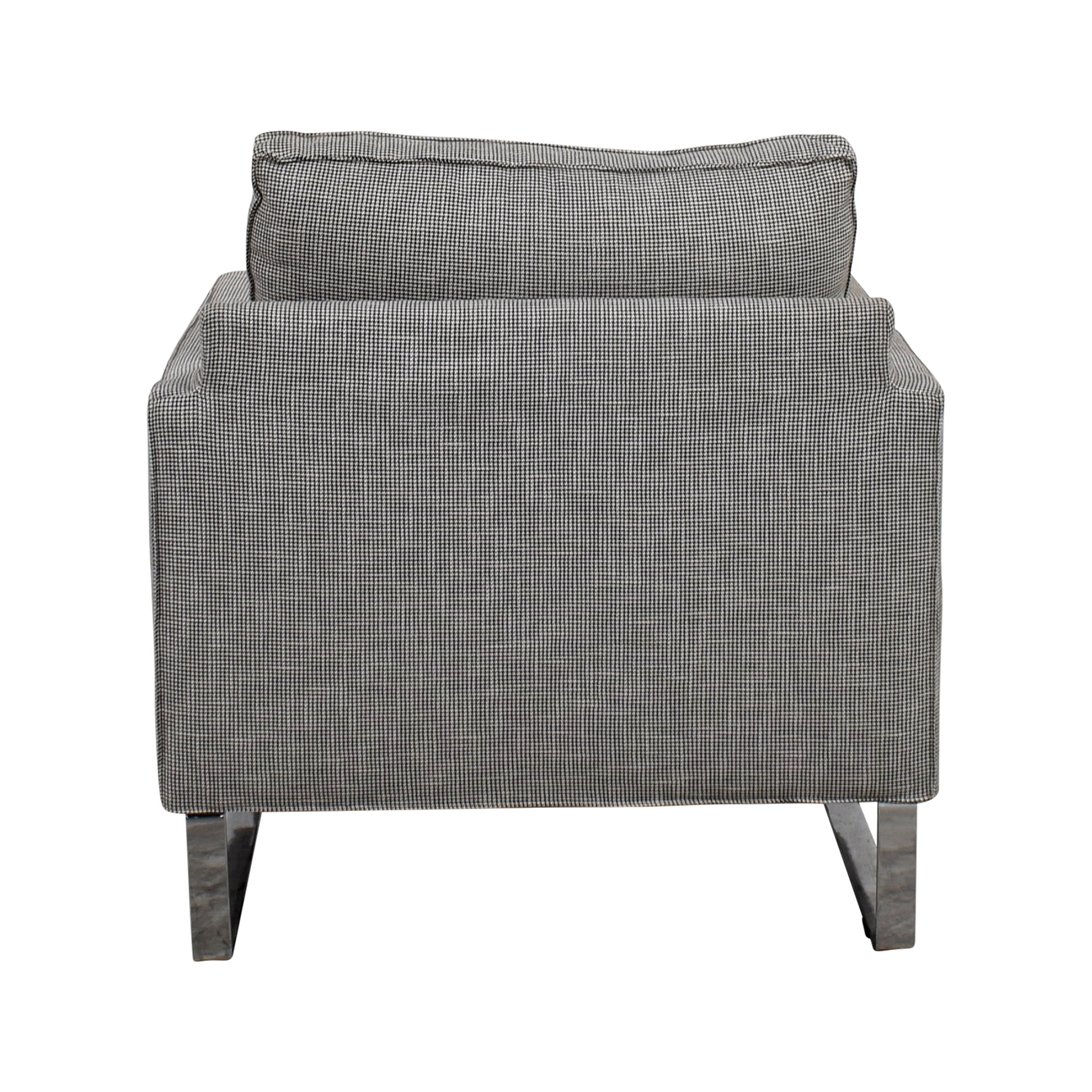 Mellby Ikea 69 Off Ikea Ikea Mellby Dogtooth Accent Chair Chairs