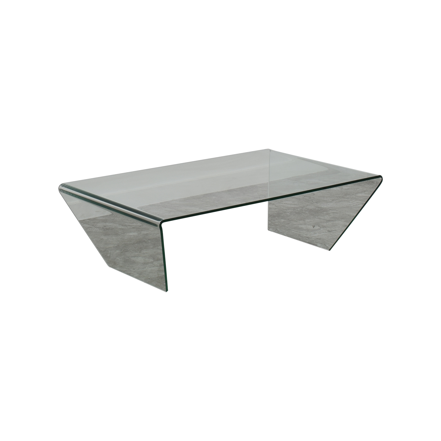 Buy Glass Coffee Table 90 Off Boconcept Boconcept Glass Coffee Table Tables