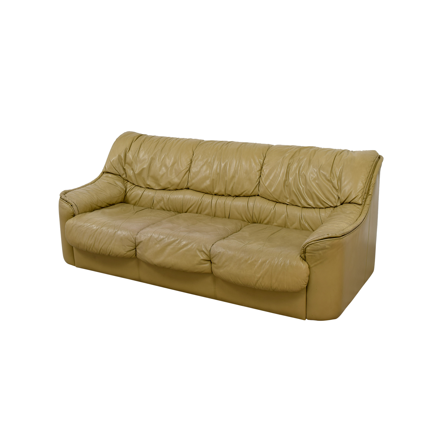 Buying A Second Hand Sofa 90 Off Beige Leather Sofa Sofas