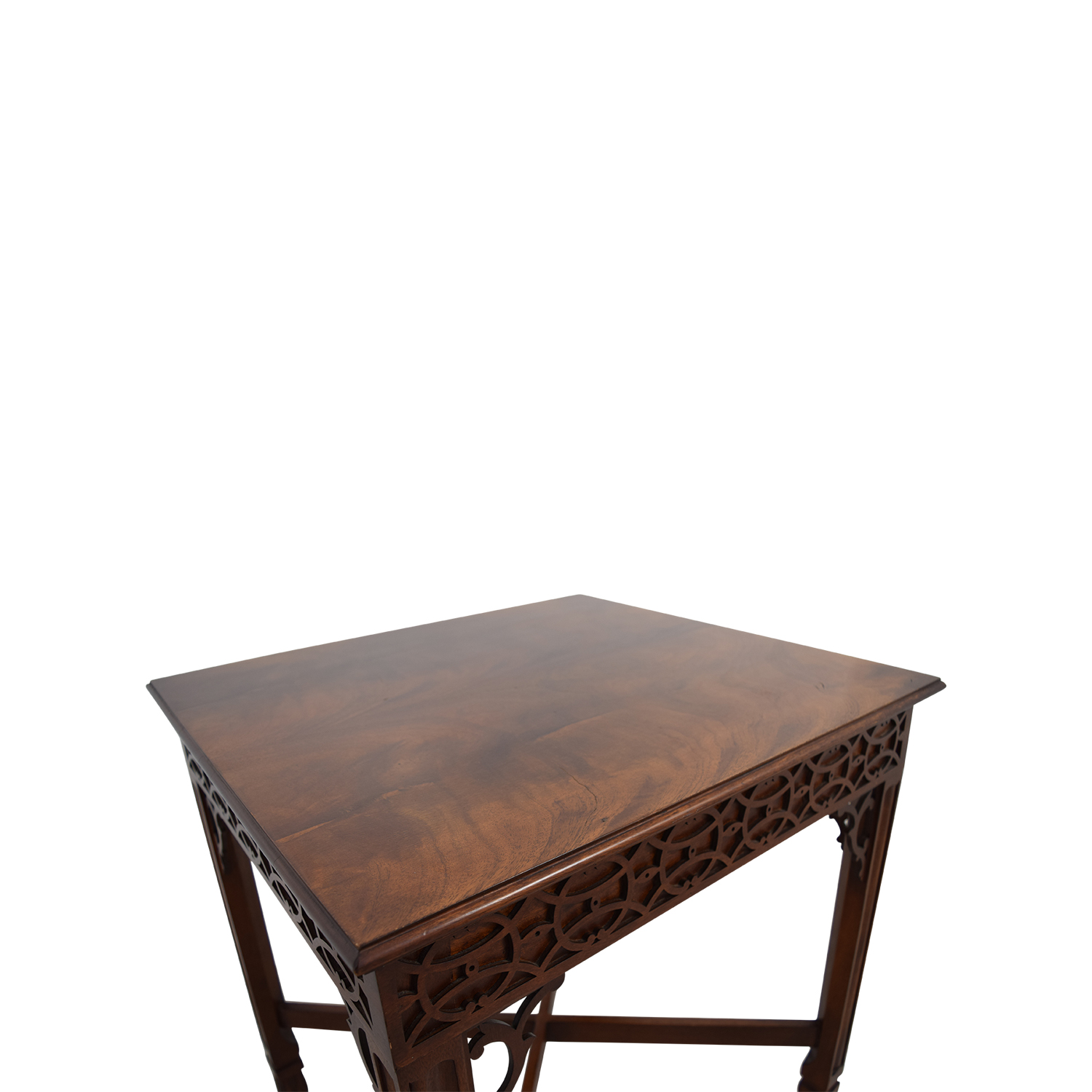 Buy Side Table 90 Off Antique Antique Wood Carved Side Table Tables