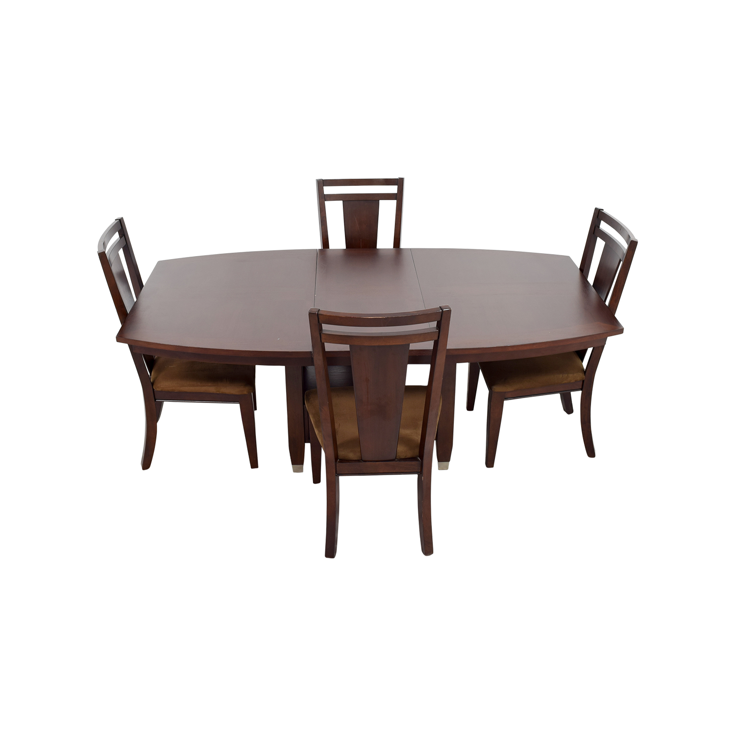 Pictures Of Dining Tables 78 Off Broyhill Broyhill Wood Dining Table Set Tables