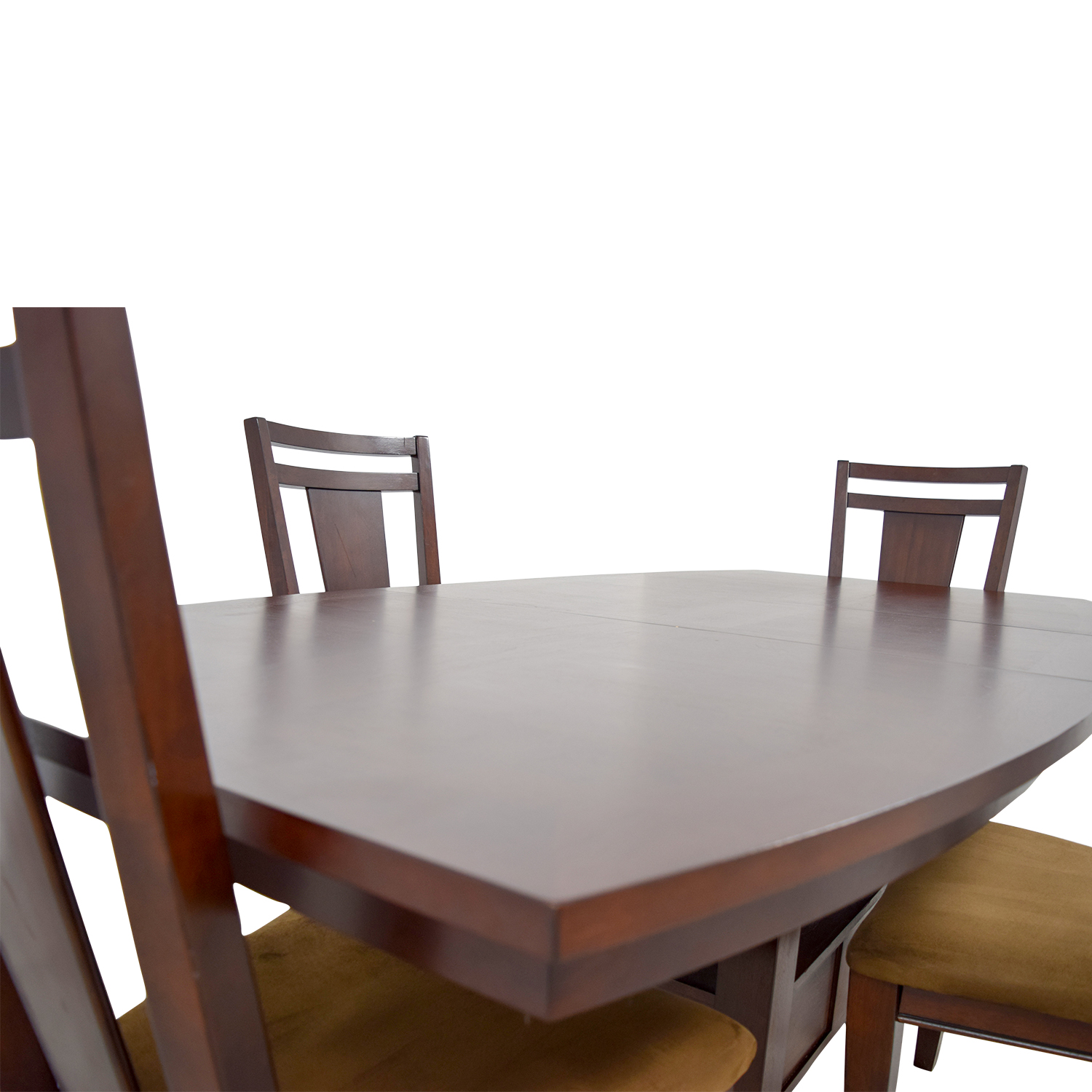 Second Hand Wood Sala Set 78 Off Broyhill Broyhill Wood Dining Table Set Tables