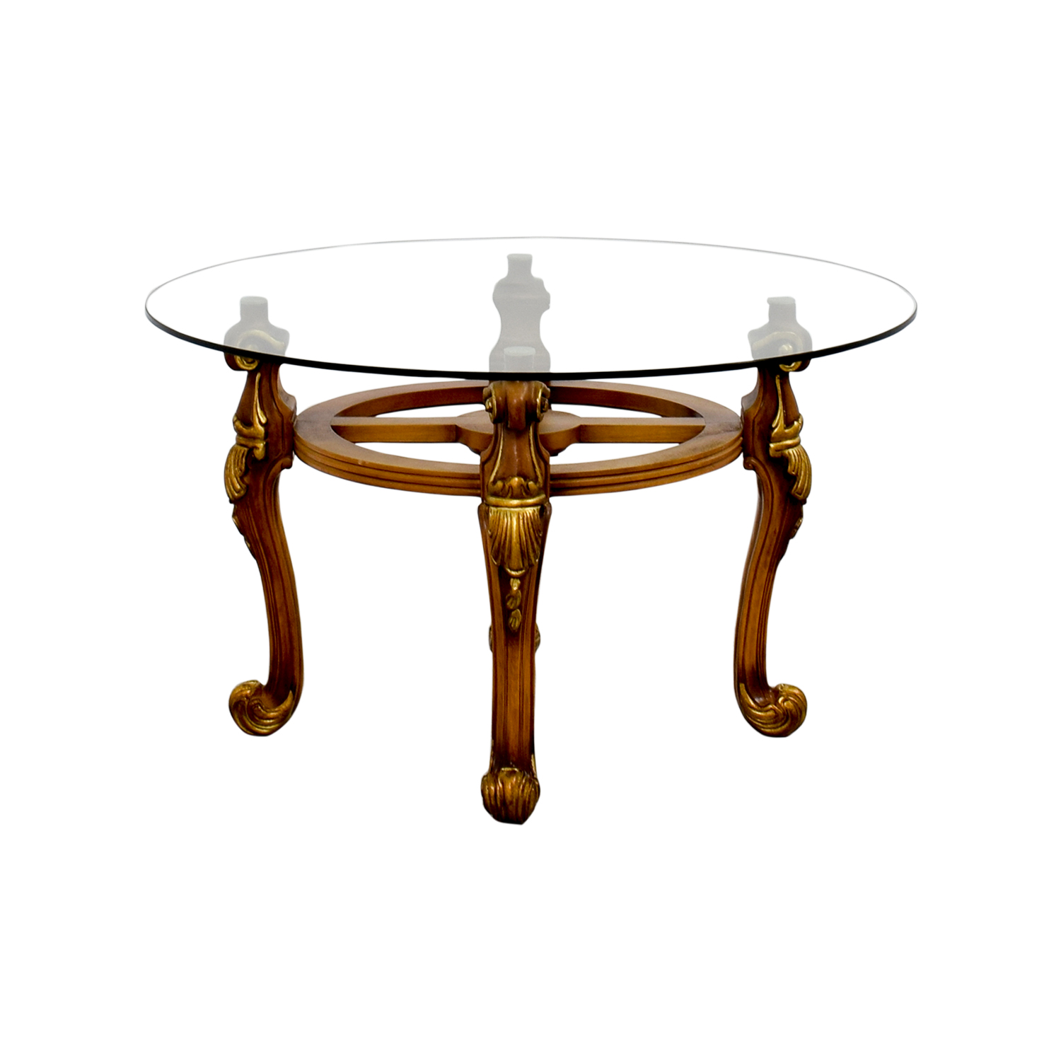 Buy Glass Coffee Table 90 Off Glass Coffee Table Tables