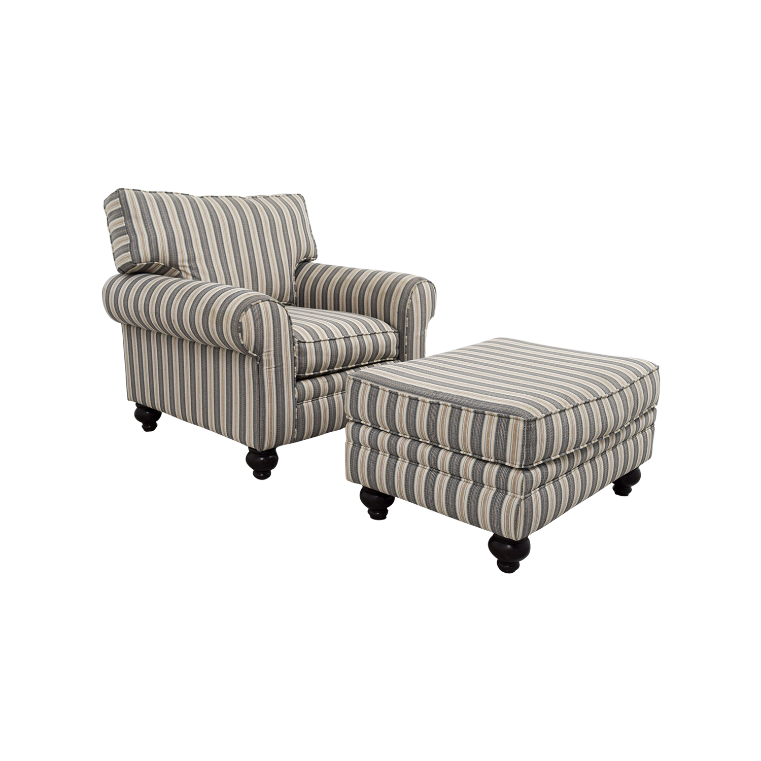 90 Off Bob S Furniture Bob S Furniture Sofa Chair With - Swivel Chairs Bobs Furniture