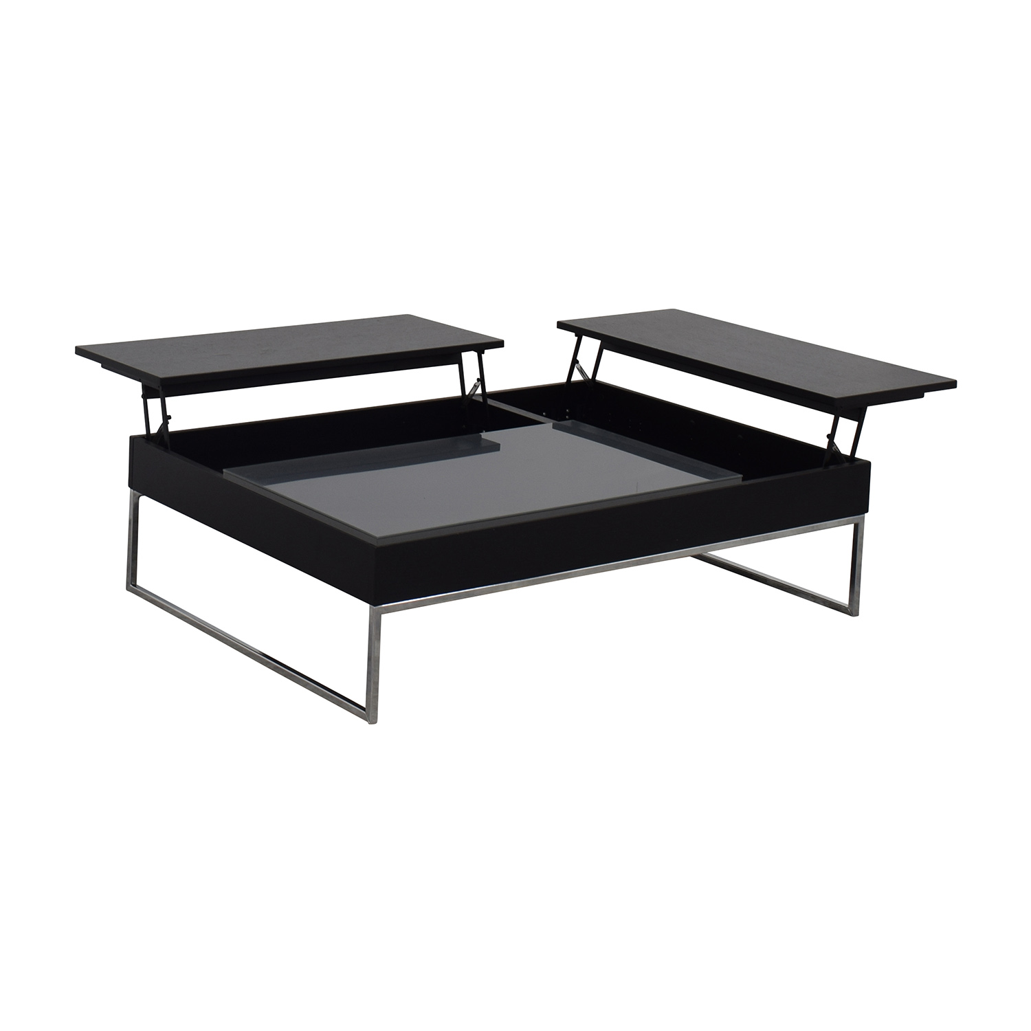 Boconcept Couchtisch Chiva 77% Off - Boconcept Boconcept Chiva Storage Coffee Table