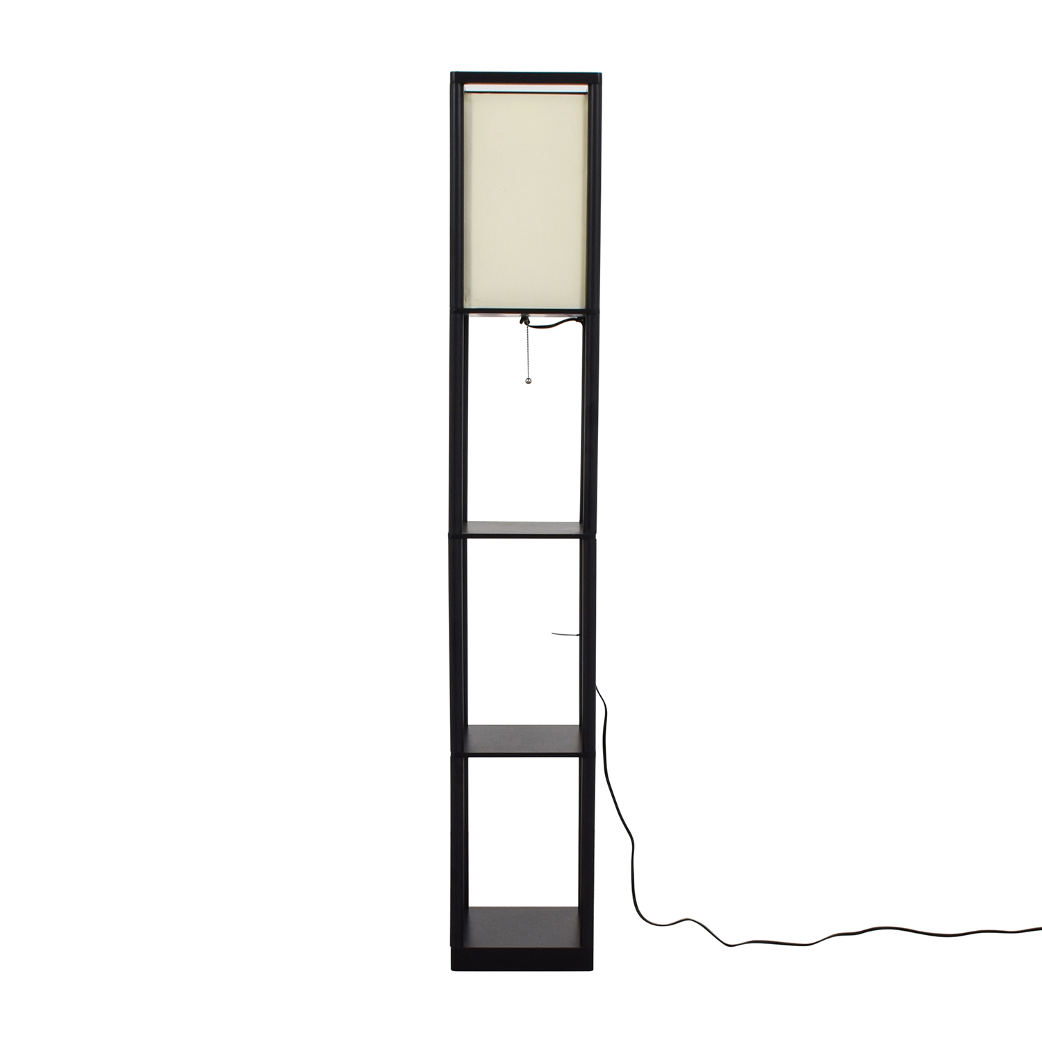 White Floor Lamp With Shelves Target Shelf Floor Lamp Floor Lamp With Shelves Floor