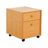 90% OFF - Oak Filing Cabinet / Storage