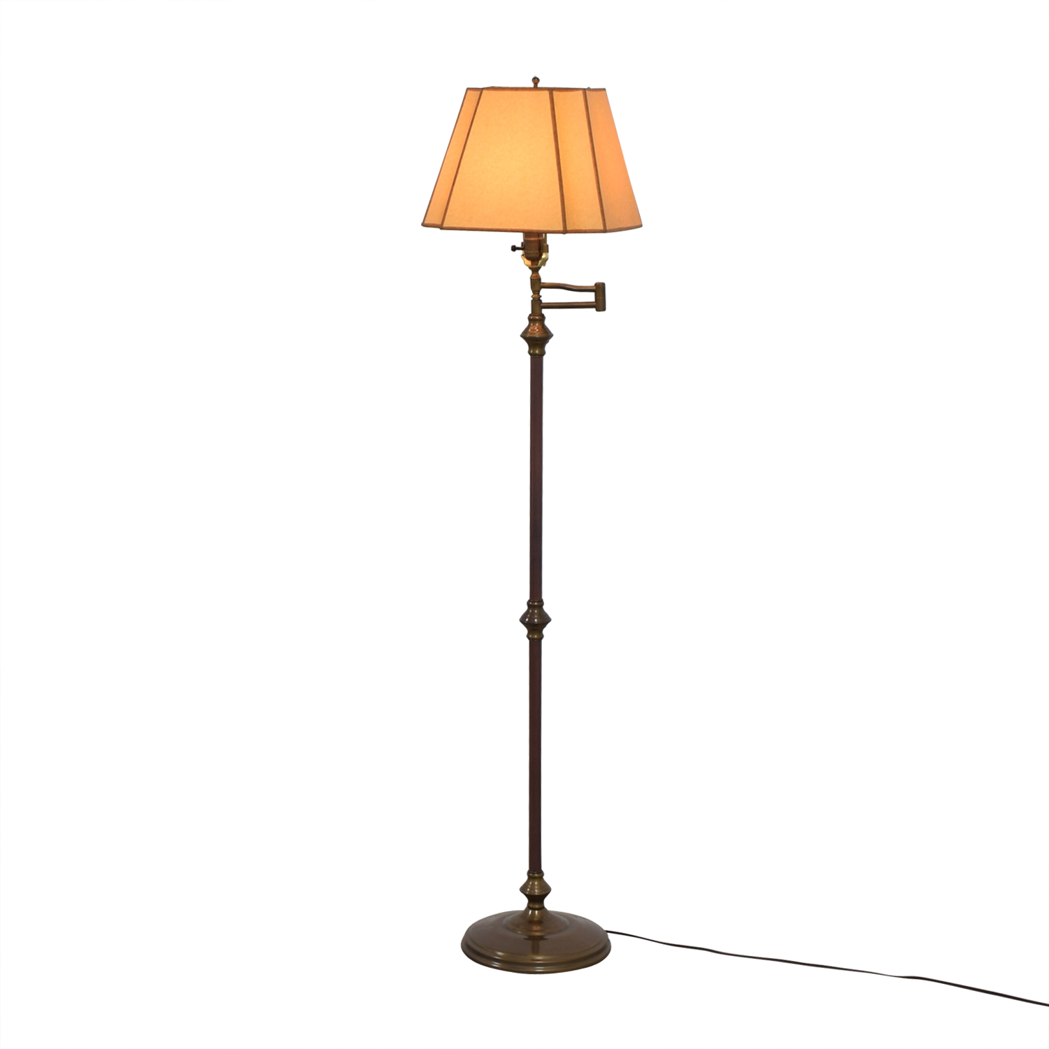 Floor Lamp Metal 65 Off Connecticut Lighting Connecticut Lighting Metal