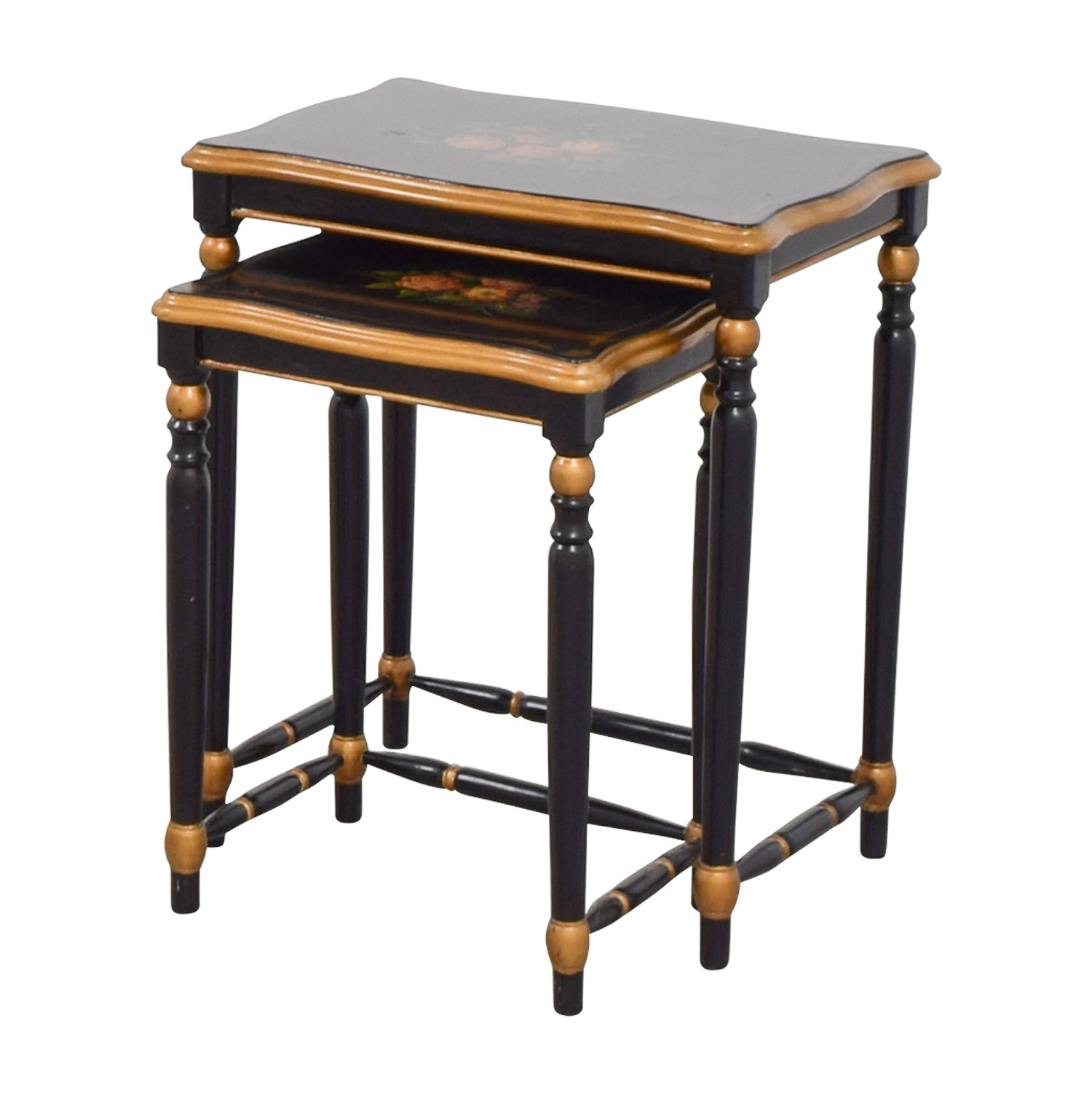 Asian Nesting Tables 80 Off Oriental Accent Oriental Accent Nesting Tables