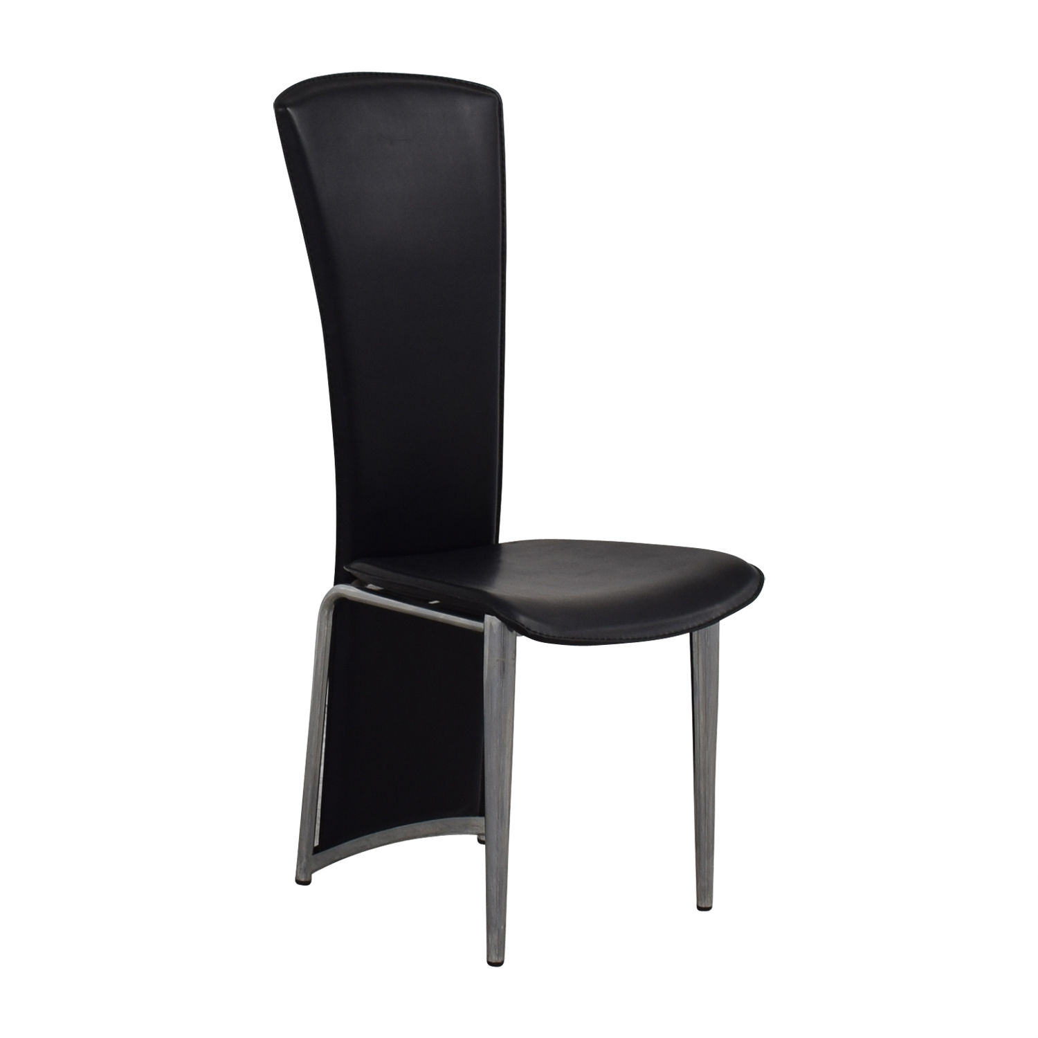 Buy High Chair 86 Off High Back Black Chair Chairs