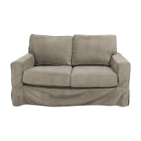 Square Arm Sofa Pb Comfort Square Arm Slipcovered Sofa ...