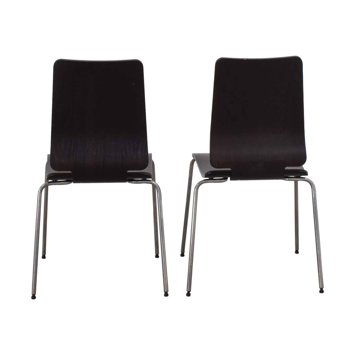 Ikea Black Chair Ikea Black Dining Chairs Atcsagacity