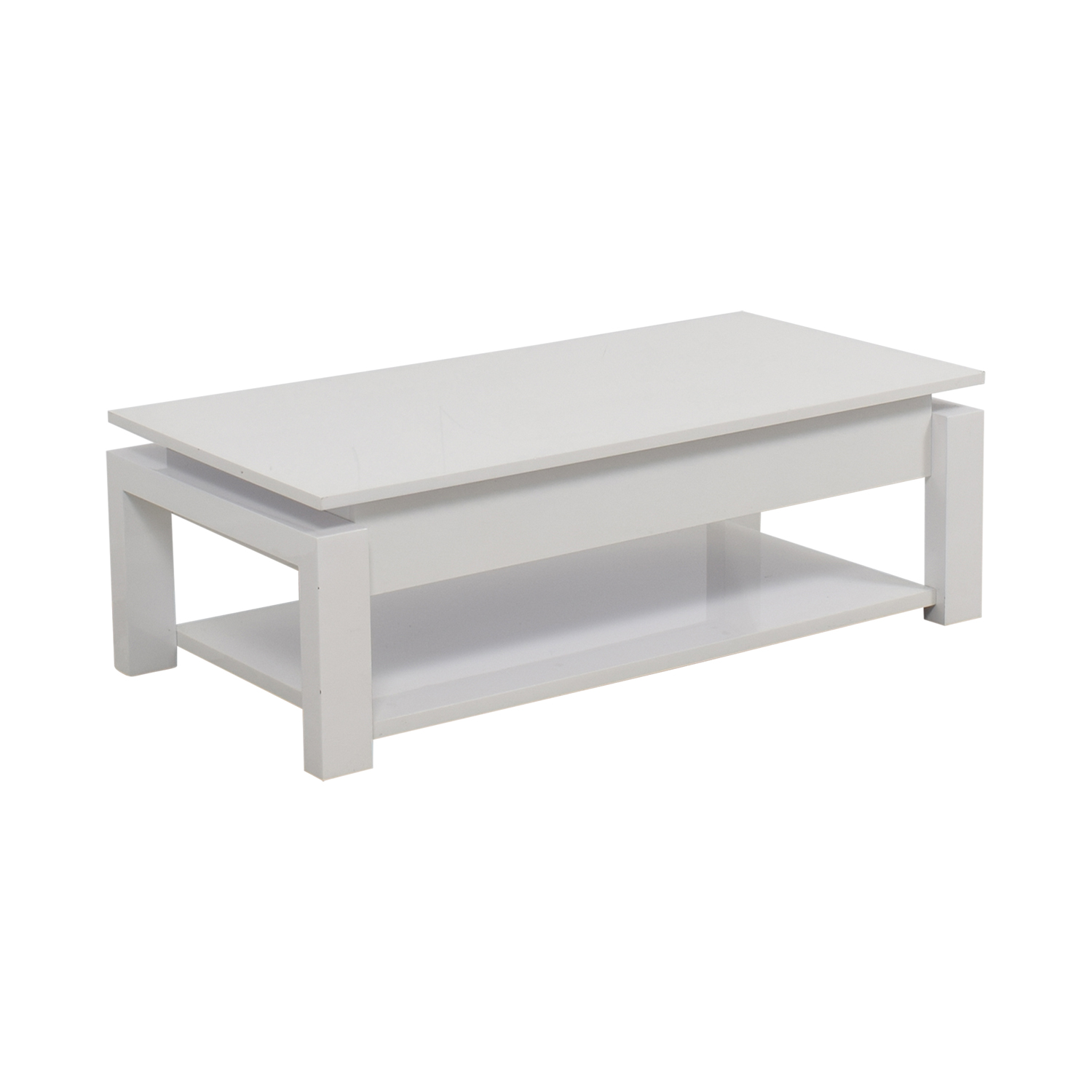 Best Coffee Tables 87 Off White Lift Top Coffee Table Tables