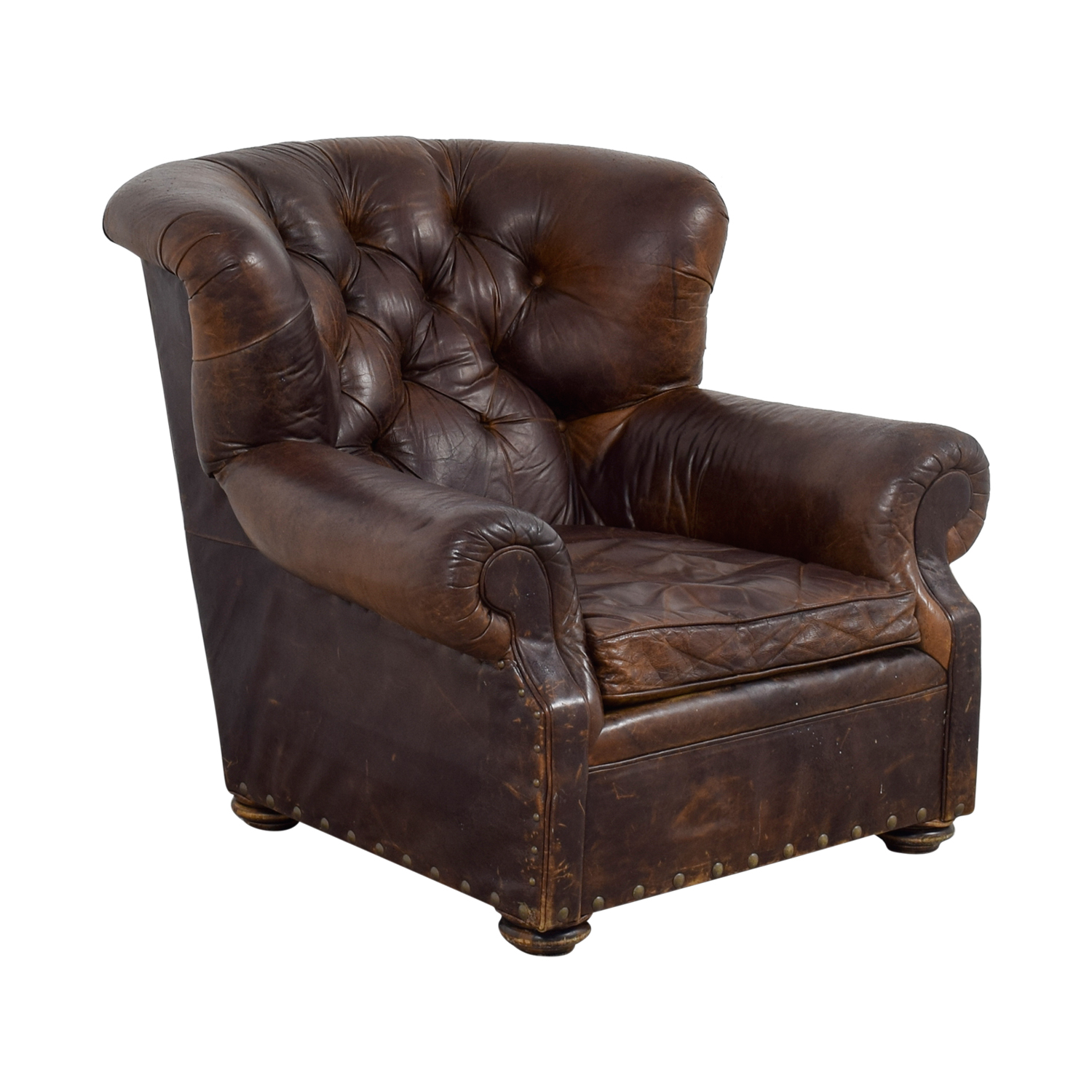 Accent Chairs Prices 74 Off Restoration Hardware Restoration Hardware Brown