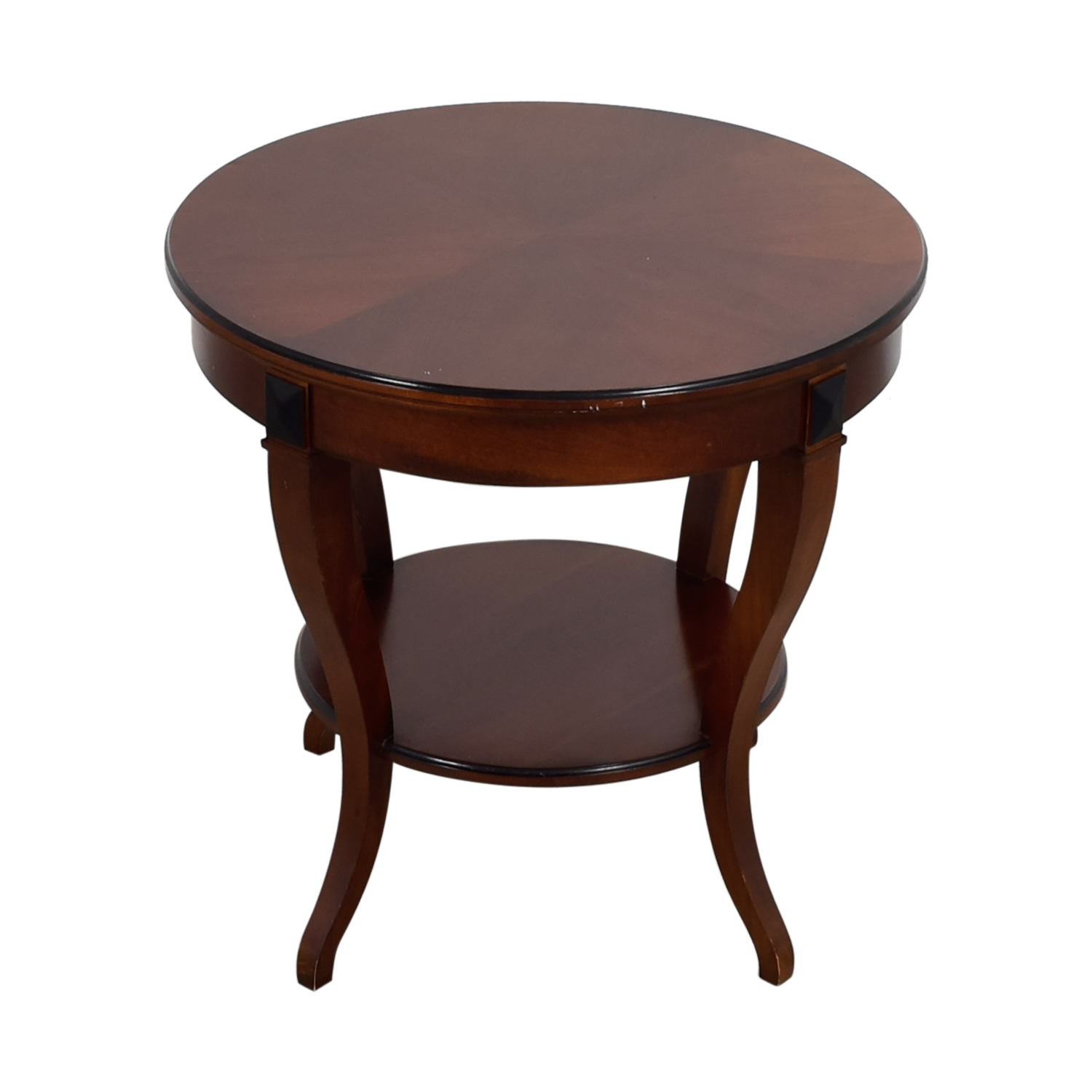 Circular End Tables Round Wood End Table Wood Image Wallpaper