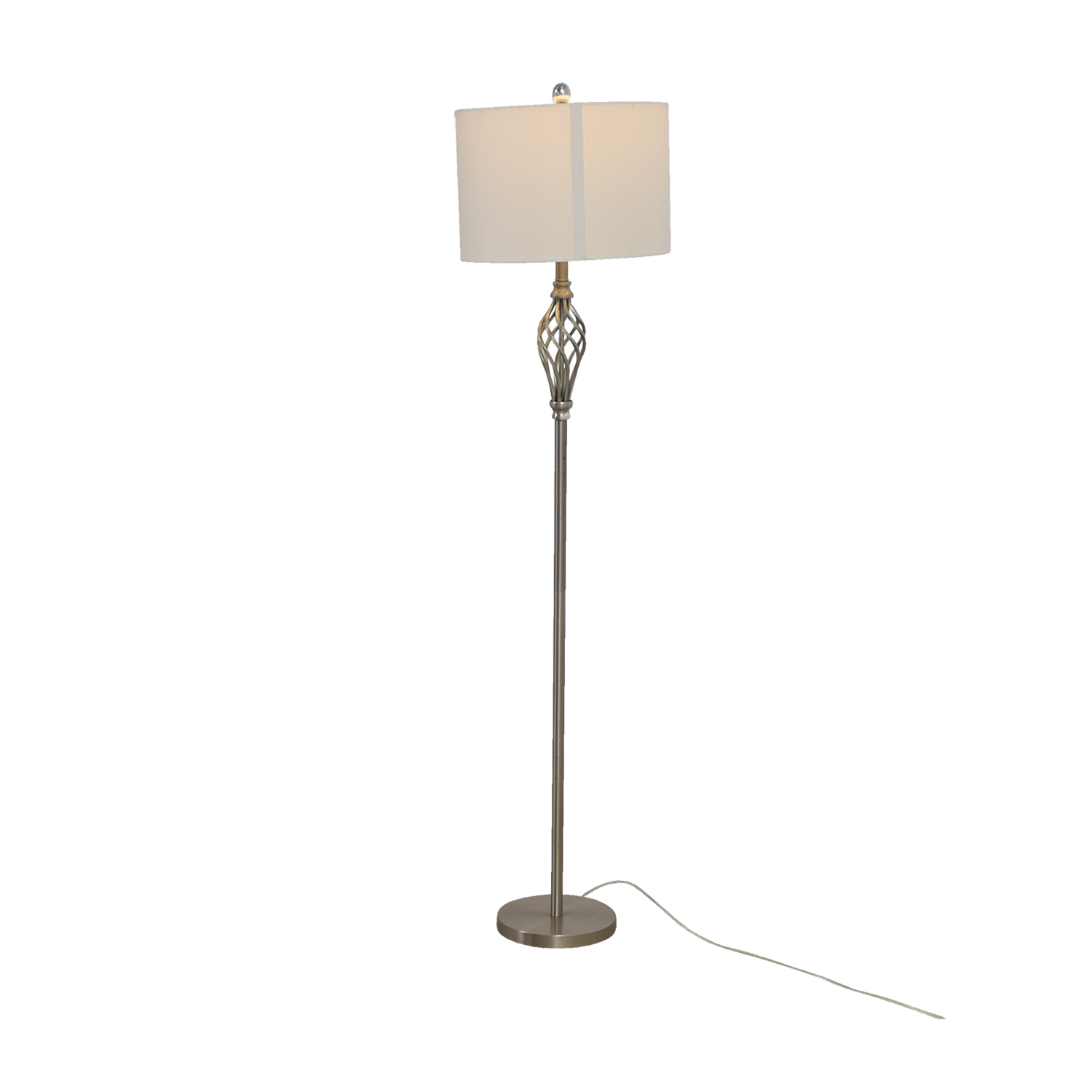 Unique Floor Lamps For Sale 85 Off Silver Decorative Floor Lamp Decor