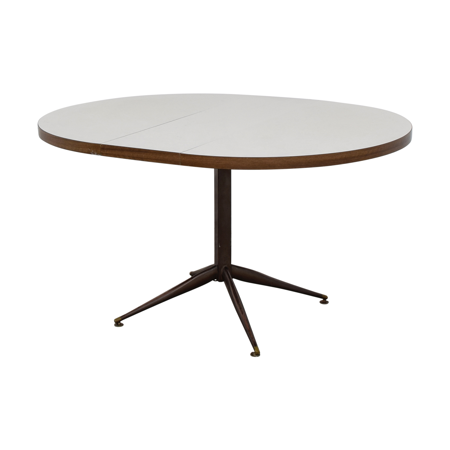 Expandable White Dining Table 63 Off White Round Expandable Table Tables