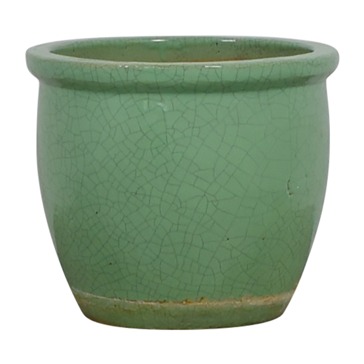 Green Planter 50 Off Ceramic Light Green Plant Holder Decor