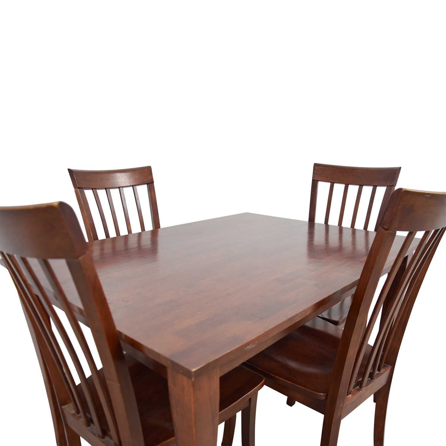 Second Hand Wood Sala Set 78 Off Wood Dining Set Tables