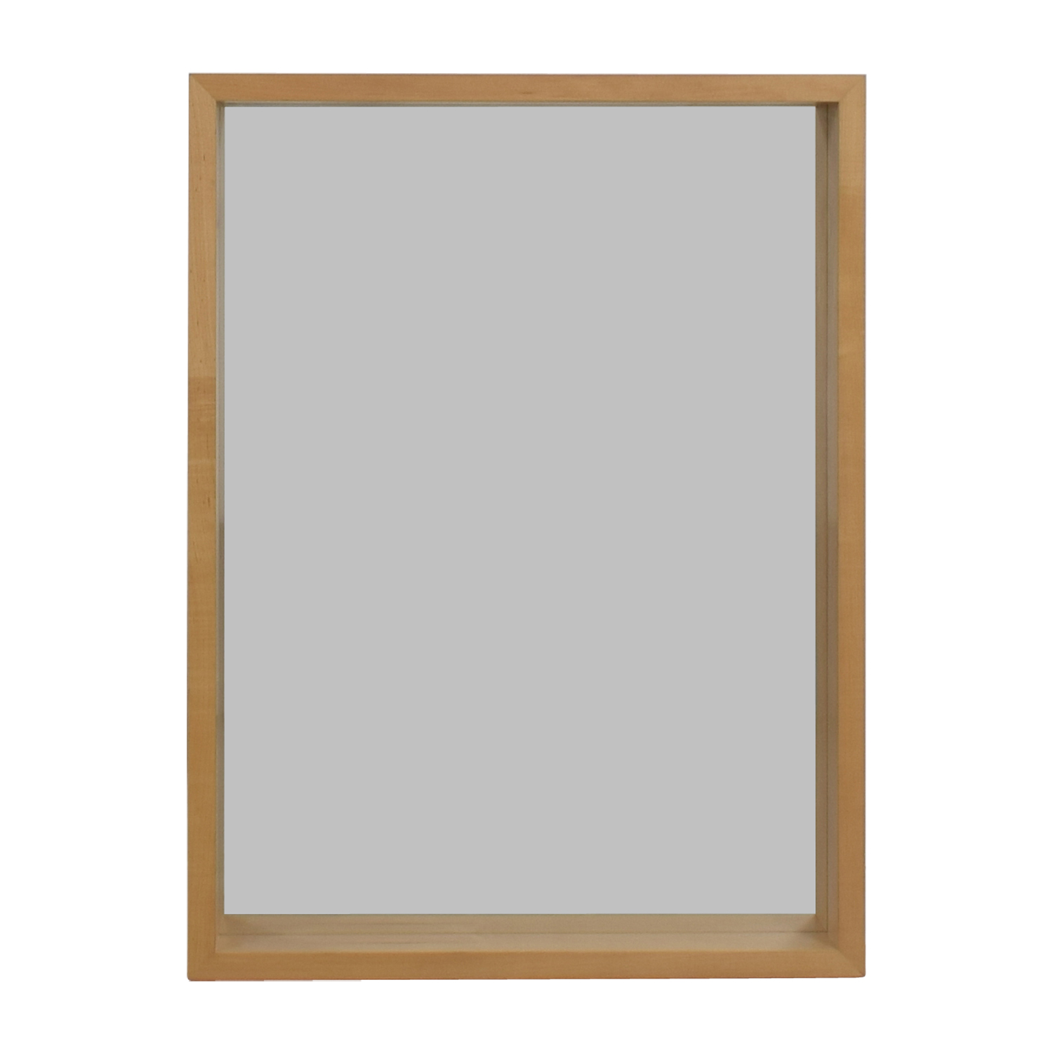 Wall Mirror Decor 33 Off Room And Board Room And Board Natural Loft Wall