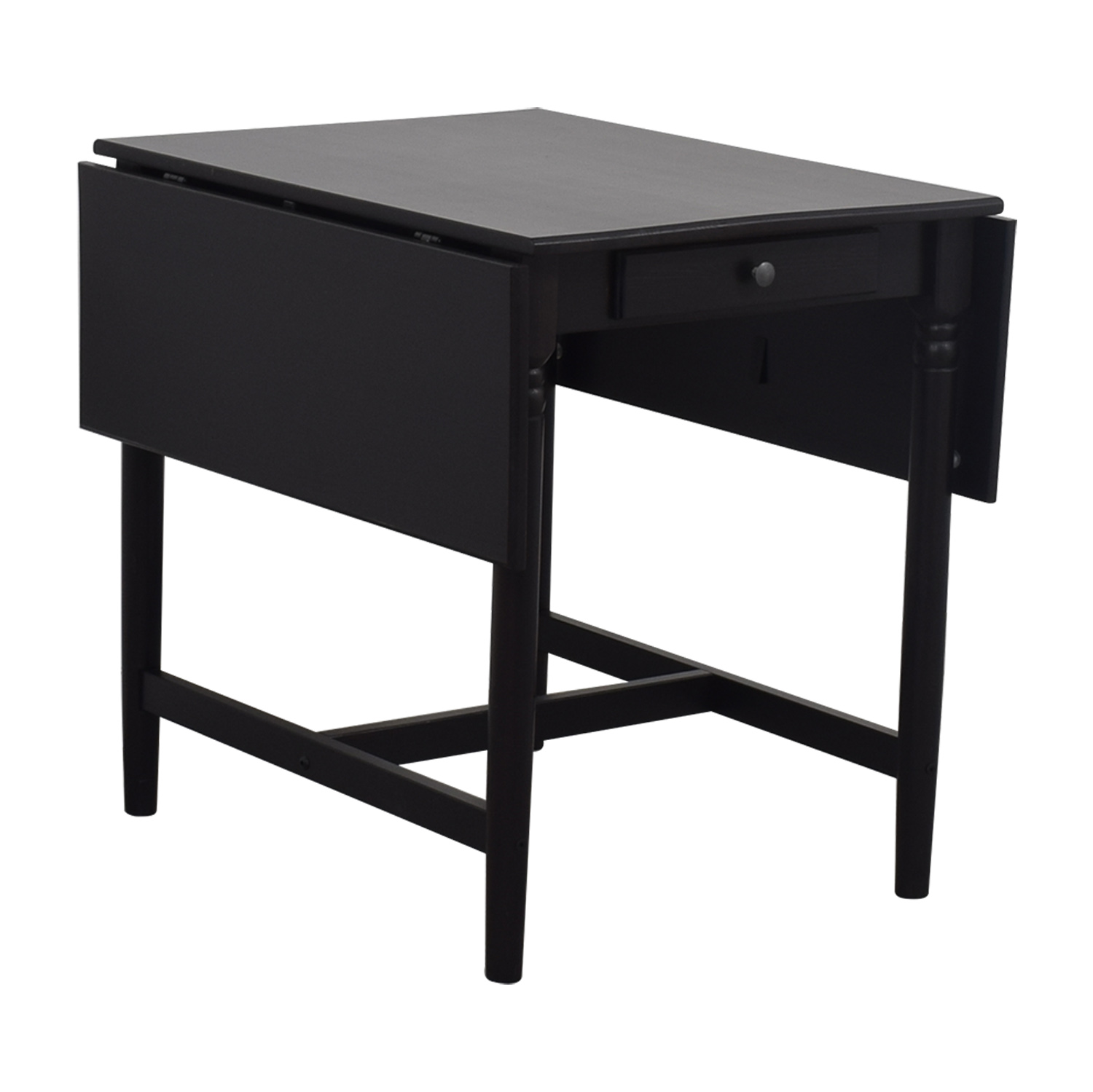 Ikea Leaf Table 52% Off - Ikea Ikea Ingatorp Drop Leaf Table / Tables