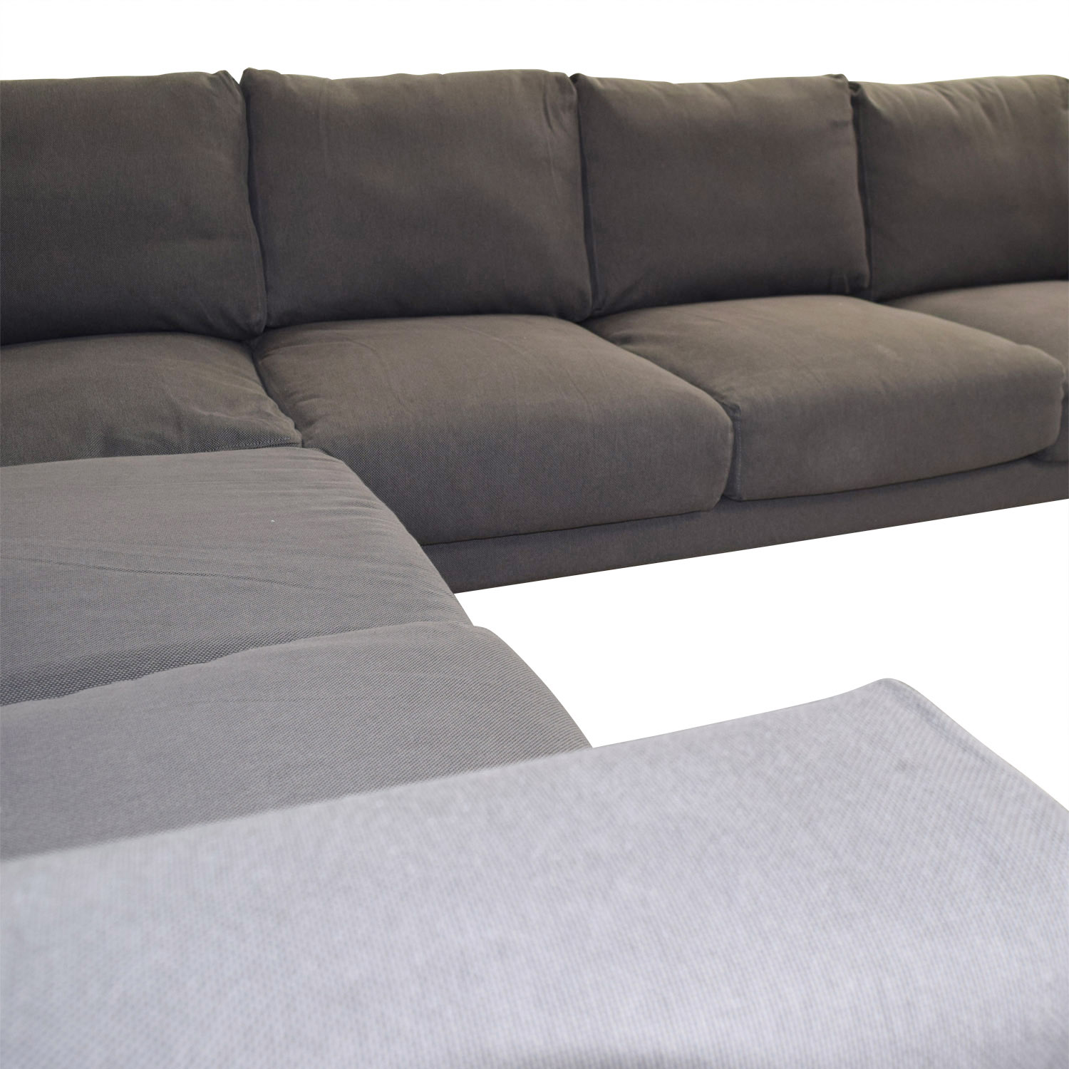 Ikea L Shaped Sofa Bed Dimensions 53 Off Ikea Ikea Norsborg Grey L Shaped Sectional Sofas