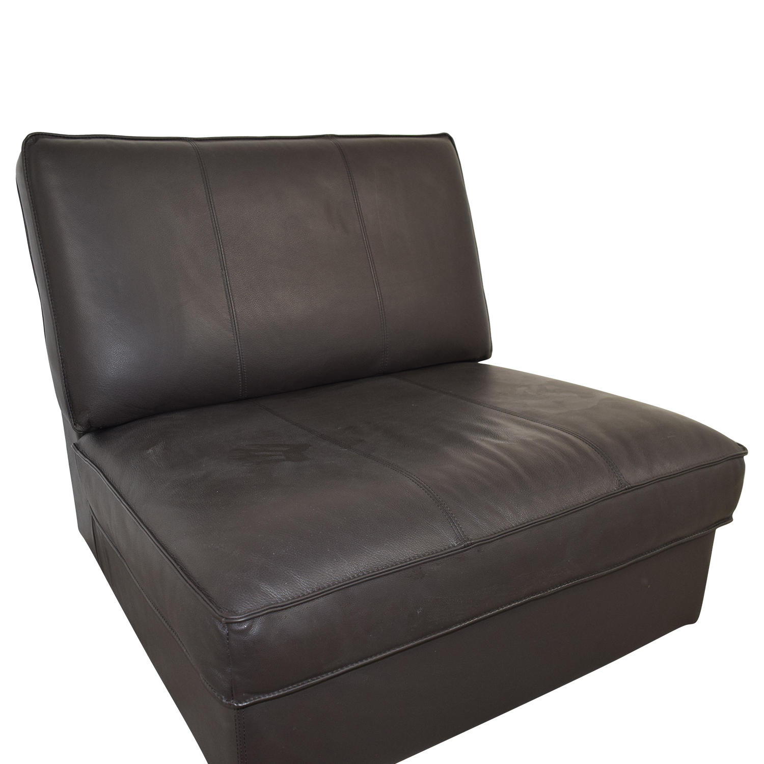 Accent Chairs Prices 90 Off Ikea Ikea Brown Leather Accent Chair Chairs