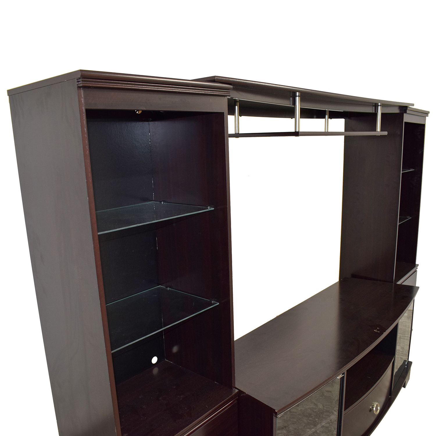 Center Tables With Storage 81 Off Ashley Furniture Ashley Furniture Espresso