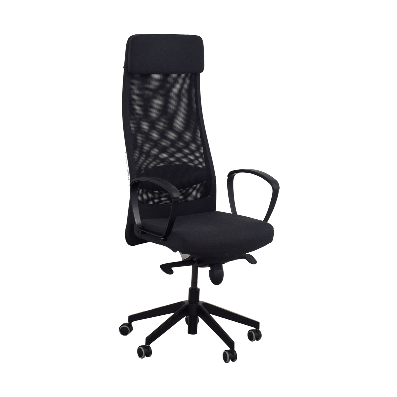 Ikea Black Chair 68 Off Ikea Ikea Black Office Chair Chairs