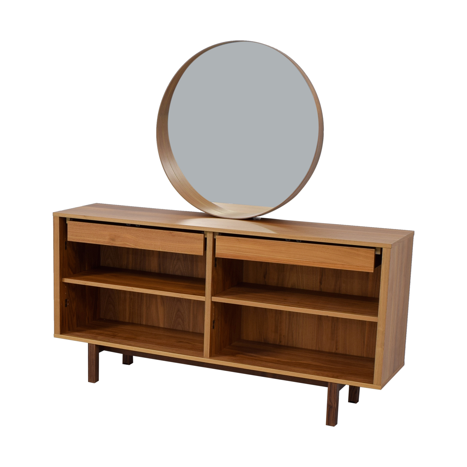 Ikea Sideboard 70 Off Ikea Ikea Stockholm Sideboard With Mirror Storage