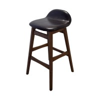 52% OFF - Wood Bar Table and Stools Set / Tables