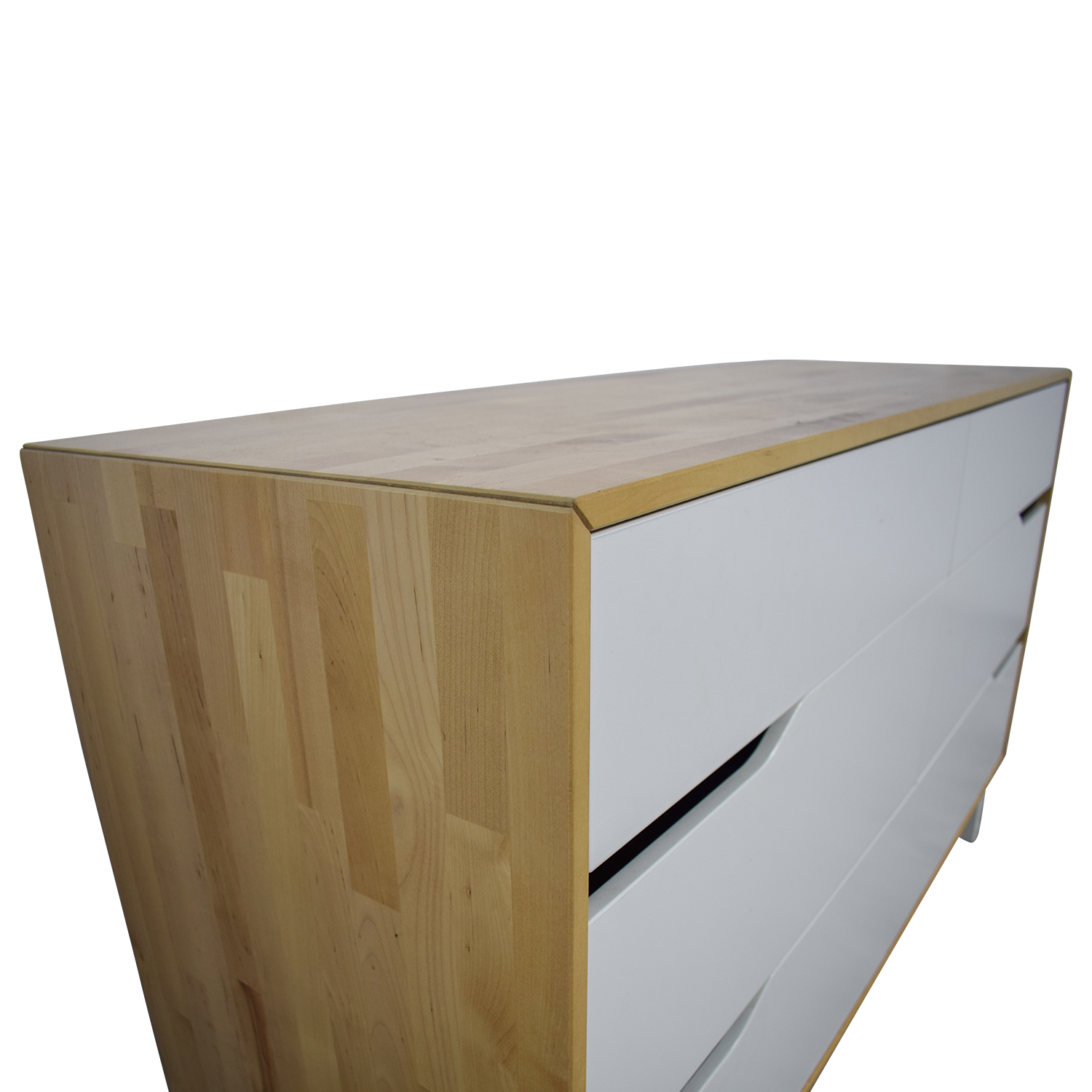Ikea Mandal Nachfolger 51% Off - Ikea Ikea Mandal White And Natural Six-drawer