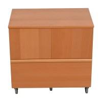 90% OFF - IKEA IKEA File Cabinet with Storage / Storage