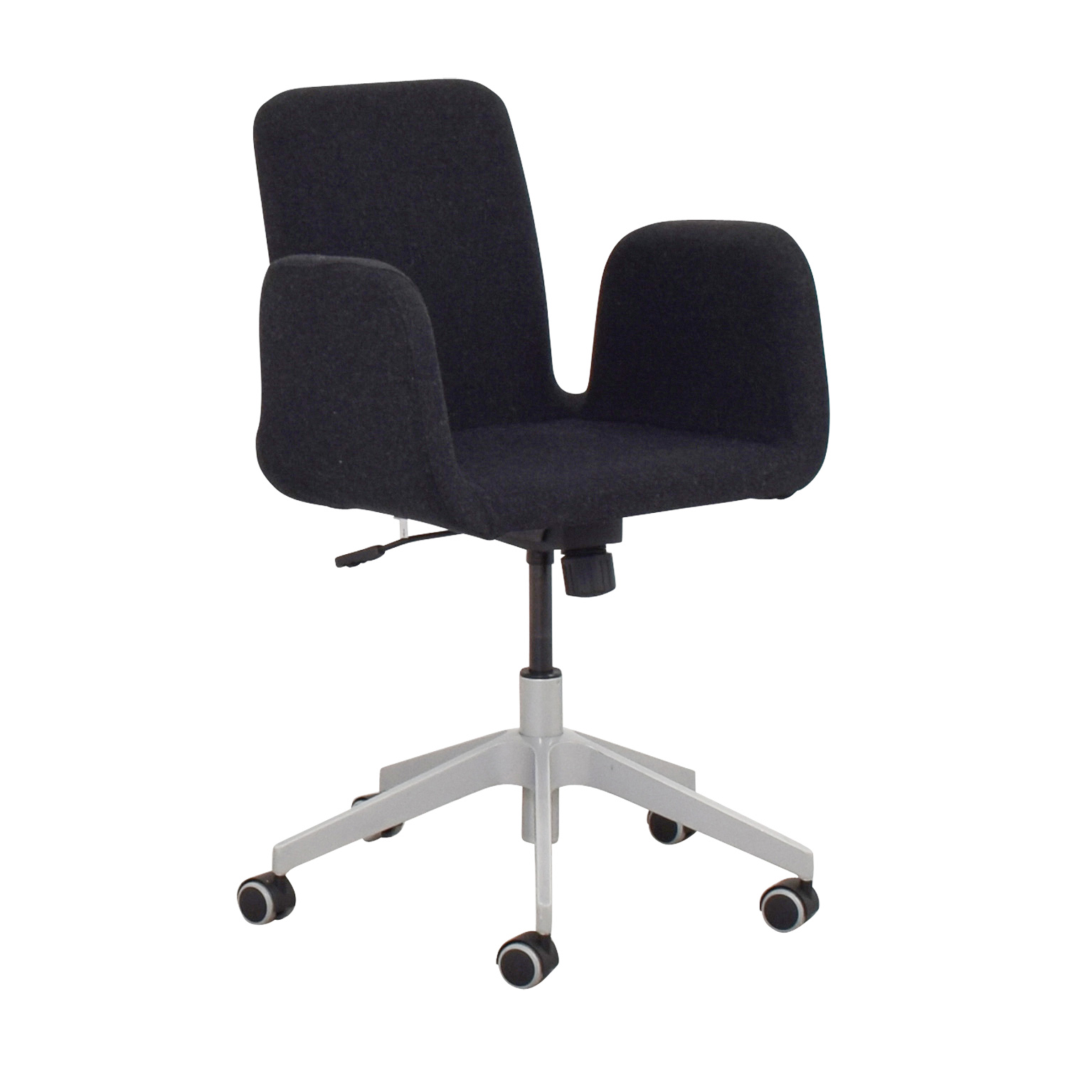 Ikea Desk Chair 61 Off Ikea Ikea Black Desk Chair Chairs