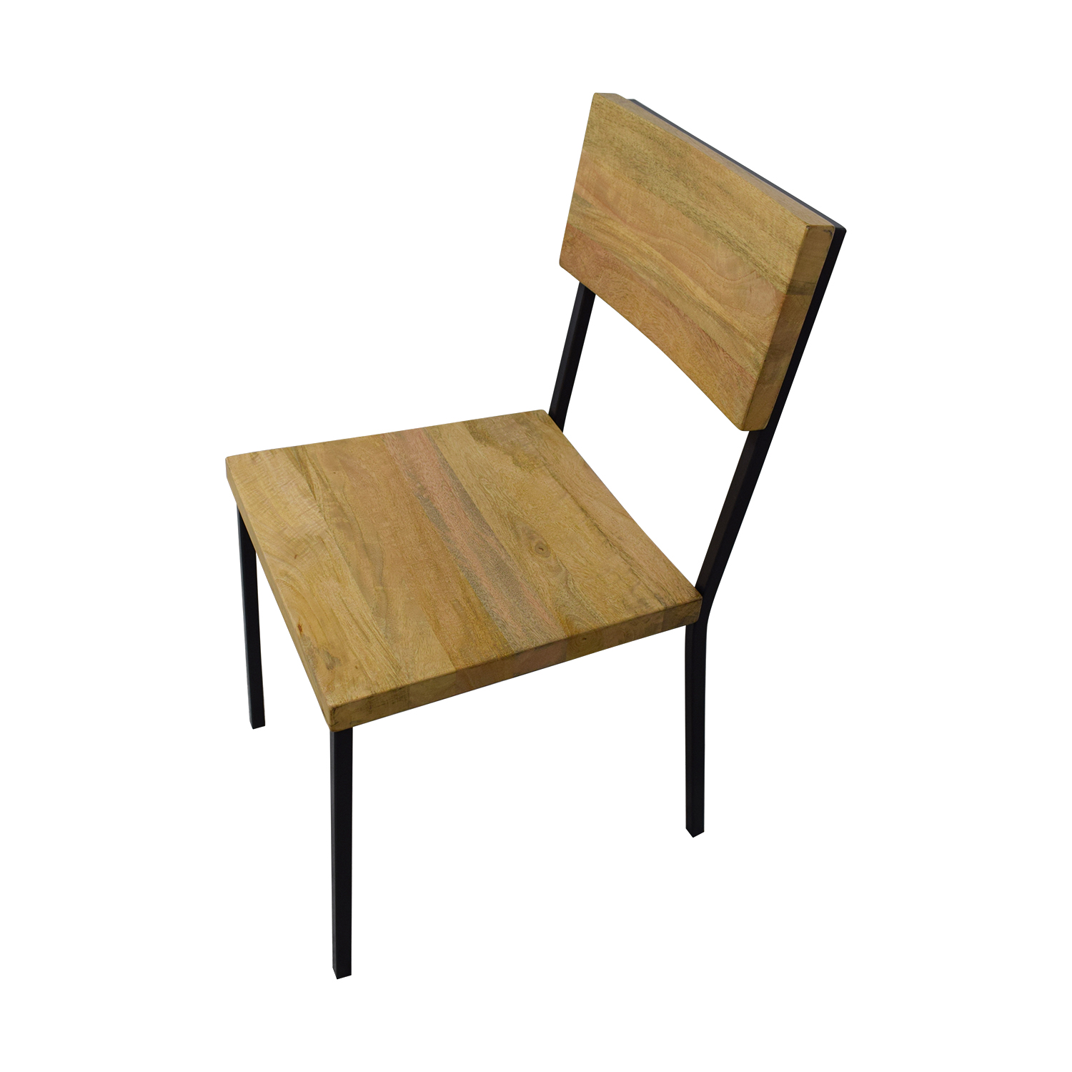 59 Off West Elm West Elm Rustic Dining Chairs Chairs