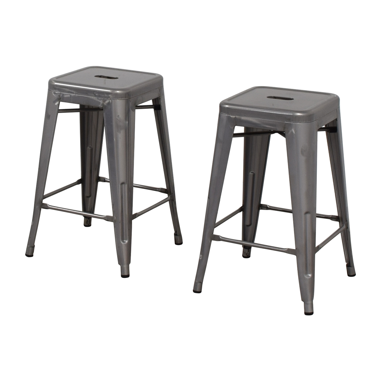 Tolix Bar Table 90 Off Tolix Style Barstools Chairs