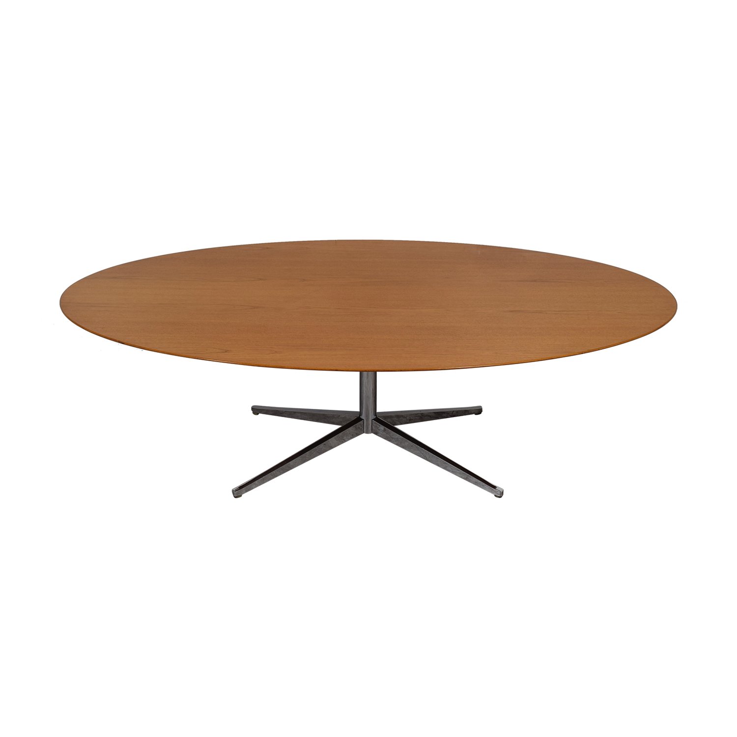 Table Ovale Knoll 86 Off Knoll Knoll Florence Oval Dining Table Tables