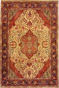Antique Persian Tabriz Rugs & Carpets