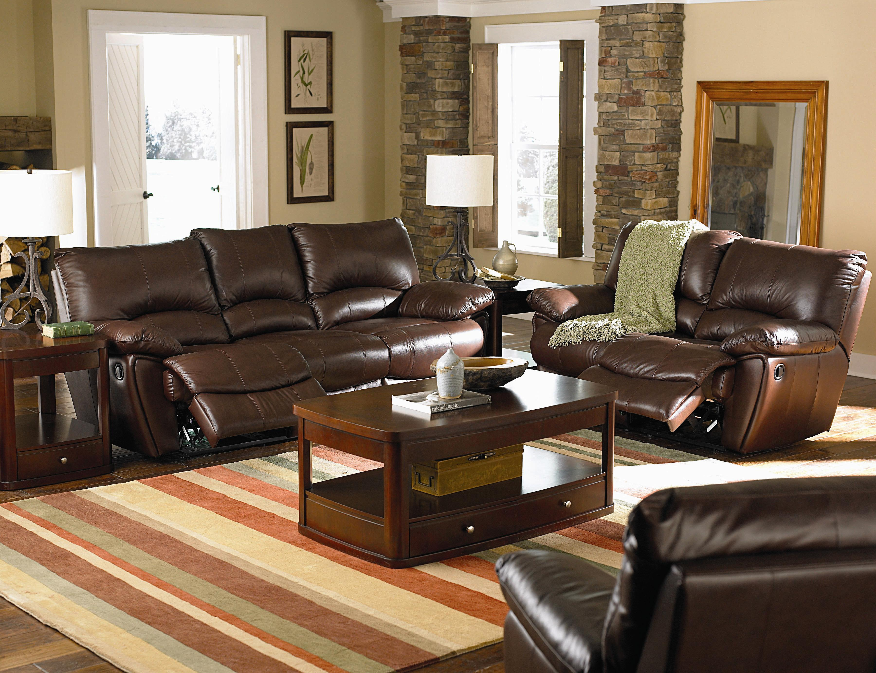 Living Room Sofas Sets Clifford Reclining Living Room Group By Coaster At Dunk Bright Furniture