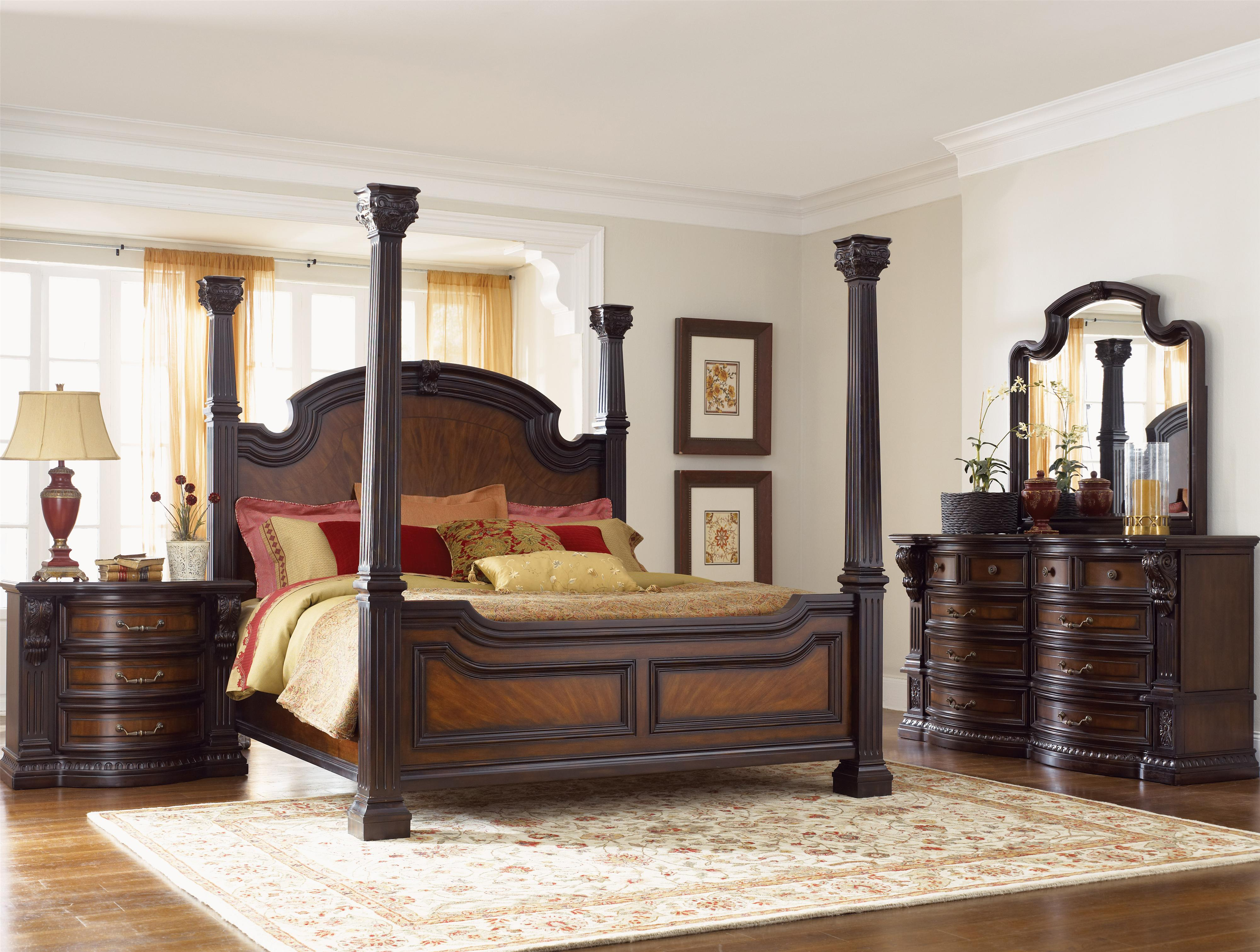 Cheap Bedroom Sets For Sale Grand Estates 02 By Fairmont Designs Royal Furniture