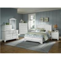 Vaughan Bassett Hamilton/Franklin Queen Panel Storage Bed ...