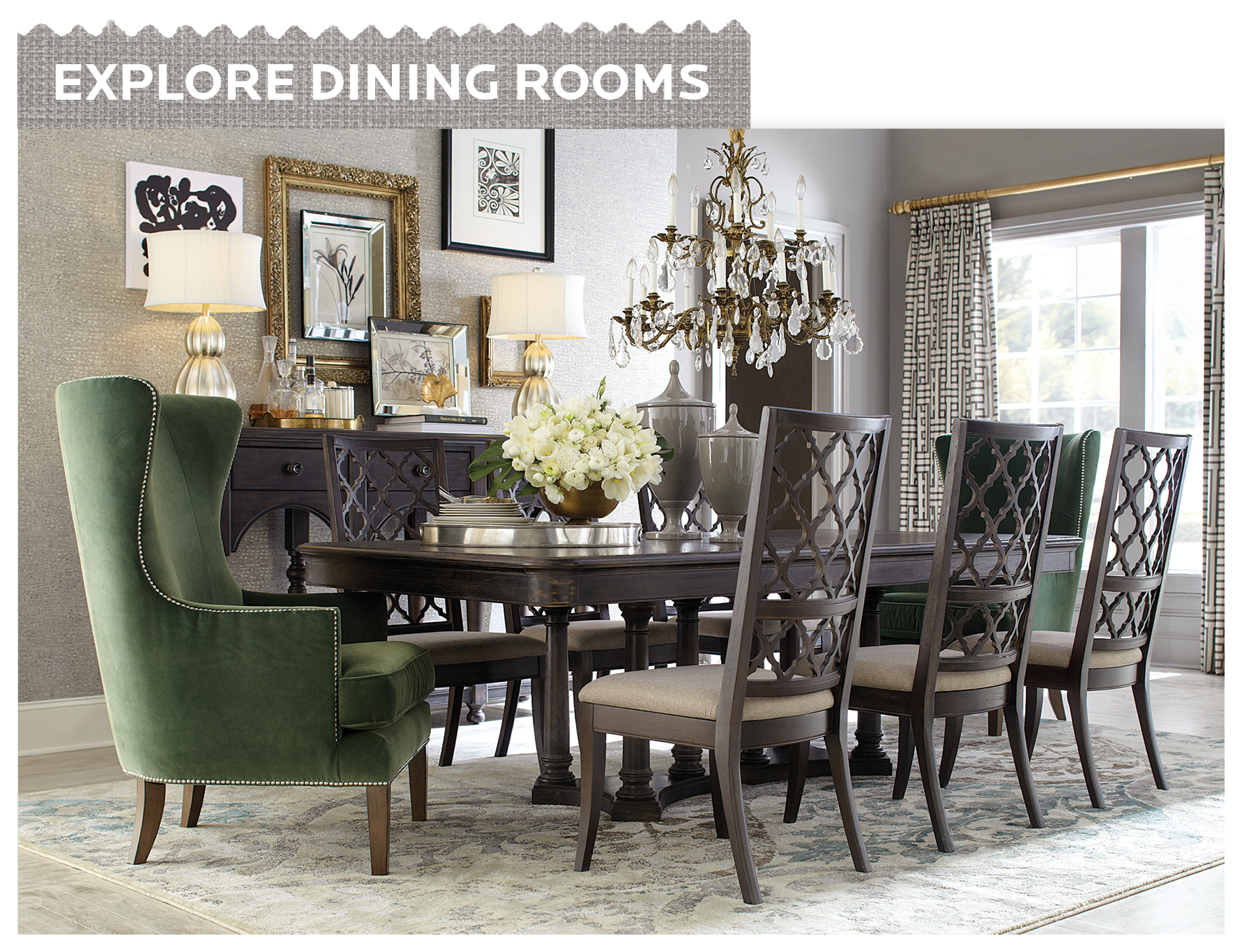 Basset Dining Room Bassett Furniture At Dubois Furniture