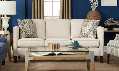 Tips for Small Spaces from Wayside Furniture Akron, Cleveland - small scale living room furniture
